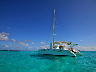 location catamaran Martinique