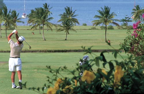 Golf des 3 Îlets